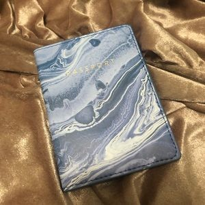 Other - Blue Marble Passport Cover